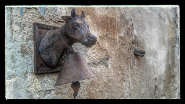 23.08.2014 abans dels timbres  Montfalcó Murallat -  Ramon Sunyer