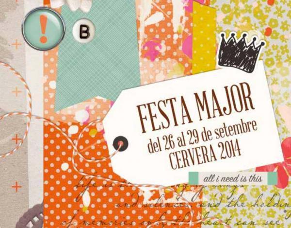 Cervera presenta el programa d'actes de la Isagoge i la Festa Major