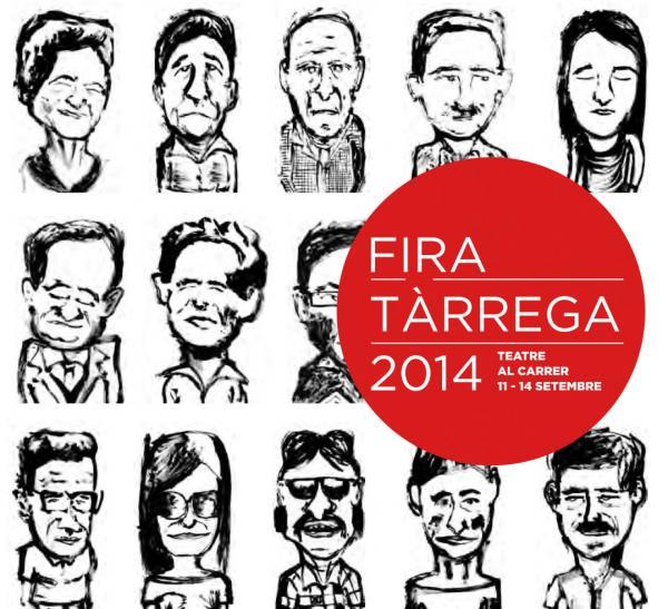 cartell Fira Tàrrega 2014