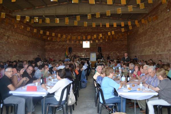 20.09.2014 11a Festa al Municipi dels Plans de Sió  Sisteró -  CC Segarra