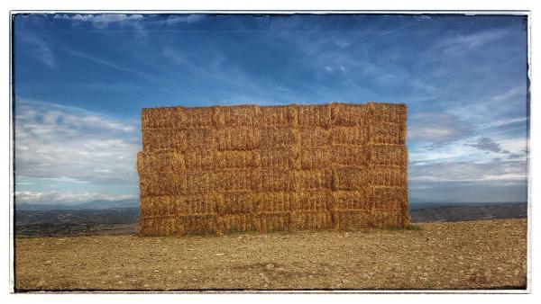 22.09.2014 Bales de palla  Vicfred -  Ramon Sunyer