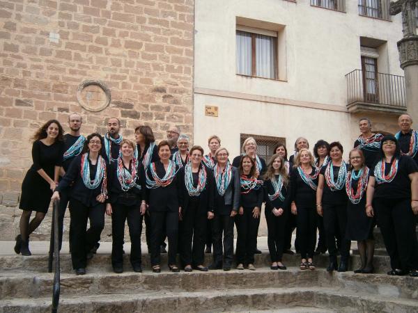 El cor amateur Ondara Gospel