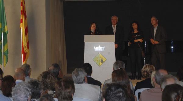 27.10.2014 Parlament d'Adelais de Pedrolo  Concabella -  Ramon Sunyer