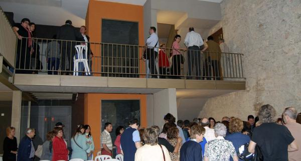 27.10.2014 L'acte va omplir l'auditori  Concabella -  Ramon Sunyer