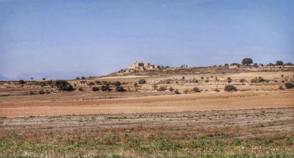 27.10.2014 Masia de Queralt  Els Plans de Sió -  Ramon Sunyer