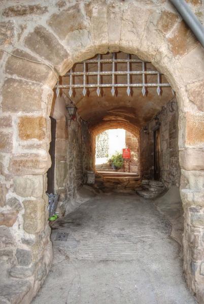 27.10.2014 portal  L'Aranyó -  Ramon Sunyer