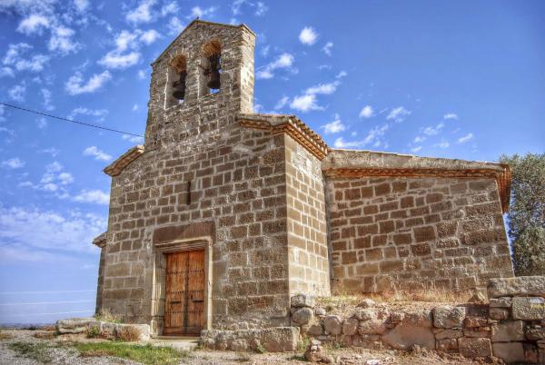 27.10.2014 Església Santa Anna(XV)  Montcortès de Segarra -  Ramon Sunyer