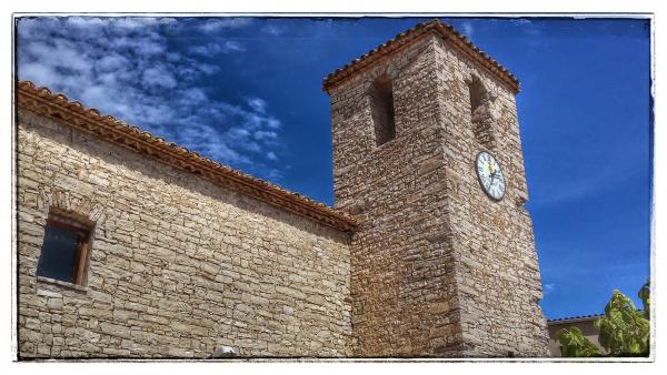 22.09.2014 Església Sant Esteve (XIX)  Comabella -  Ramon Sunyer