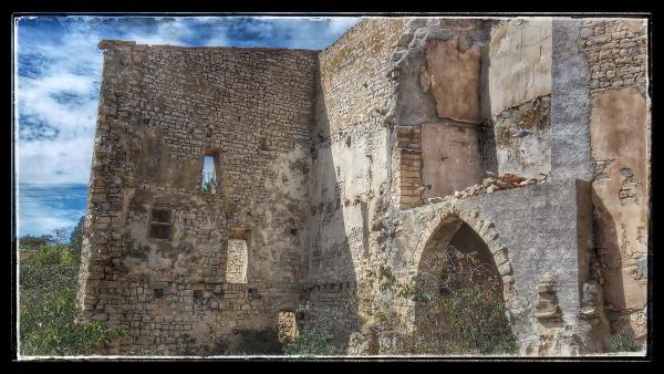 22.09.2014 Castell  Comabella -  Ramon Sunyer