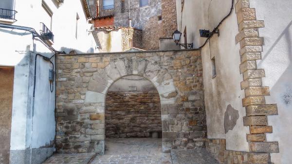 21.09.2014 Portal Cal Millàs  65 - Autor Ramon Sunyer