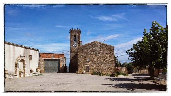 22.09.2014 Església Sant Esteve( XVI)  Vicfred -  Ramon Sunyer