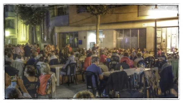 07.09.2014 ball al carrer  Calaf -  Ramon Sunyer