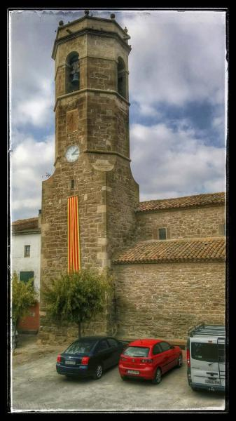 Church Sant Salvador
