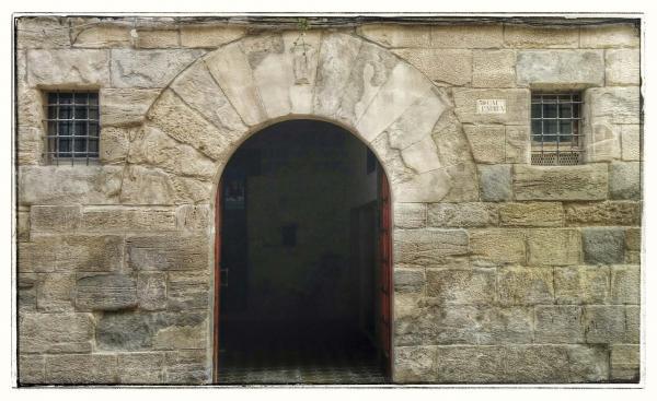 02.11.2014 Cal Parrissa gòtic (XVI)  Guissona -  Ramon Sunyer