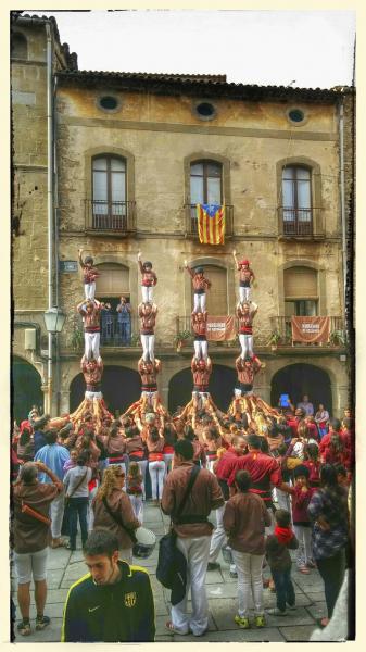08.11.2014 Pilars de 4 Margeners  Guissona -  Ramon Sunyer