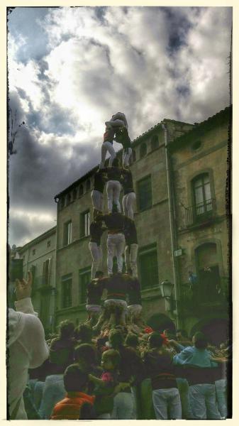08.11.2014 Colla Jove de Barcelona  Guissona -  Ramon Sunyer