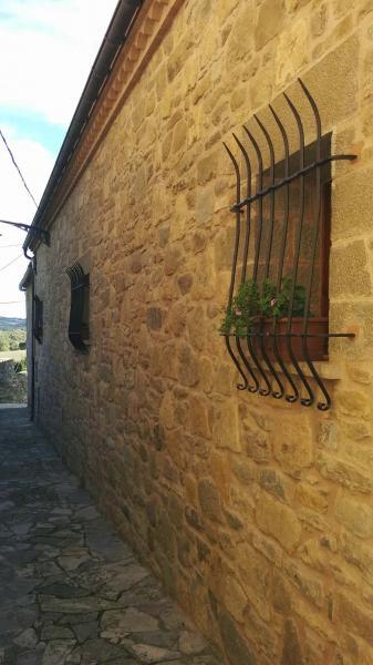 16.11.2014 Detall casa  Sant Pere de l'Arç -  Ramon Sunyer