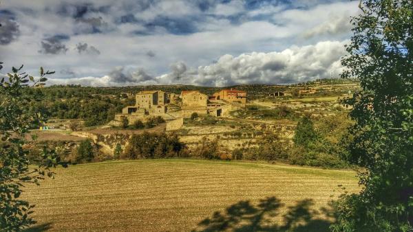 17.11.2014 Nucli dels Quadrells  La Molsosa -  Ramon Sunyer