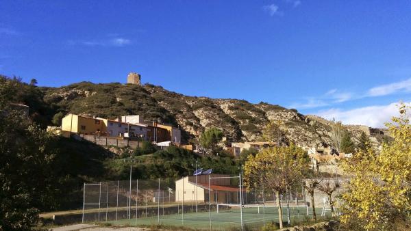 17.11.2014 zona esportiva  Castellfollit de Riubregós -  Ramon Sunyer