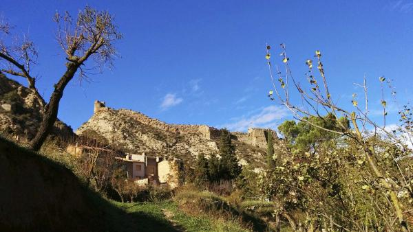 16.11.2014 Torre albarrana  Castellfollit de Riubregós -  Ramon Sunyer