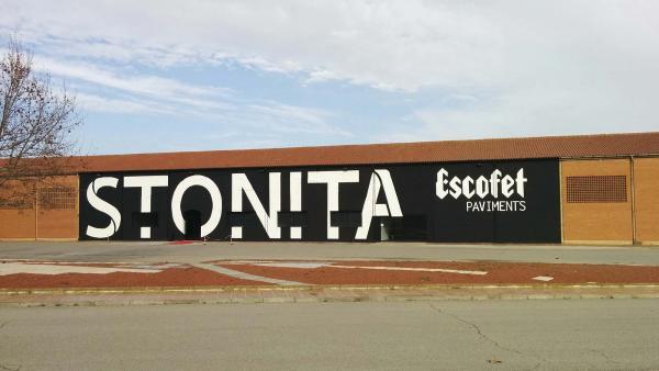Escofet reobre la planta Stonita de l'antiga Gres Catalán