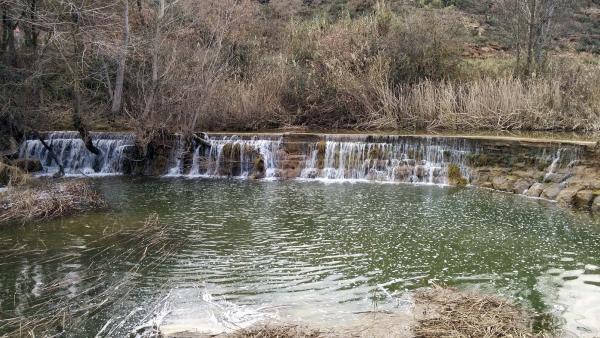 Resclosa del duc al Llanera - Fontanet