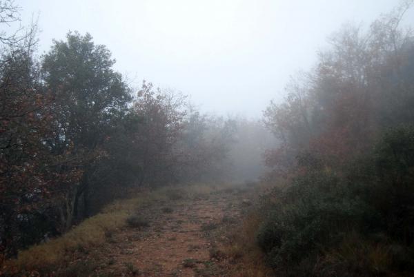21.12.2014 Despunta el dia al dolmen de la Vila  Llanera -  Ramon Sunyer