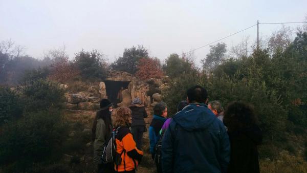 21.12.2014 Esperant  el sol que no ha sortit  Llanera -  Ramon Sunyer