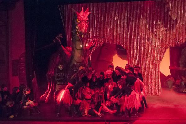 Els Dimonis infantils - Calaf