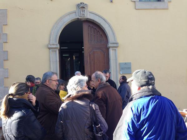 Autoinculpacions pel 9N a la Segarra - Cervera