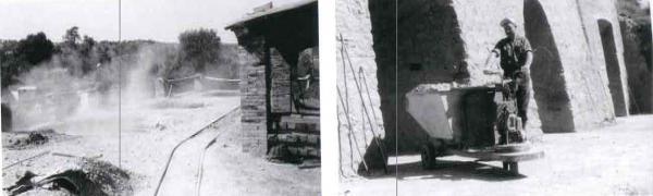 Detalls de la producció els anys 60 - Ivorra
