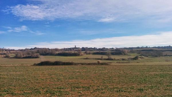 06.02.2015 Paisatge de la Manresana  Els Prats de Rei -  Ramon Sunyer
