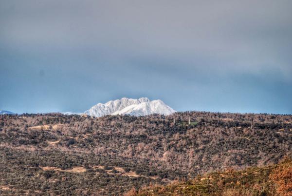 31.01.2015 El Pedraforca nevat  Sant Serni -  Ramon Sunyer