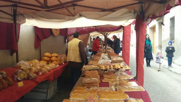 15.02.2015 Parades artesanals  Montmaneu -  Ramon Sunyer