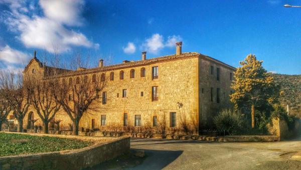 15.02.2015 convent de sant Antoni de Pàdua barroc (XVII)   Torà -  Ramon Sunyer