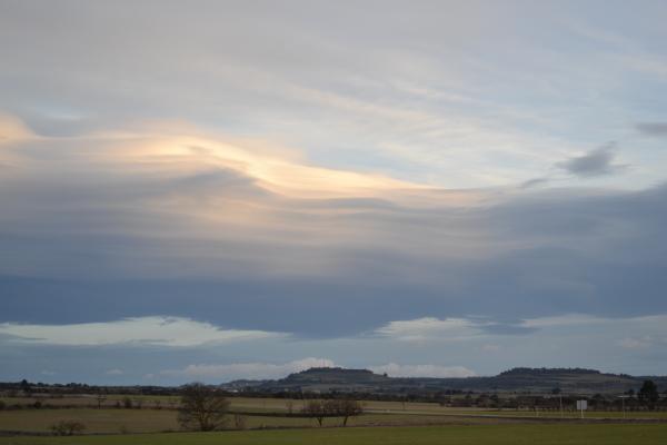 19.02.2015 paisatge des dels plans  Granyena de Segarra -  Eugeni