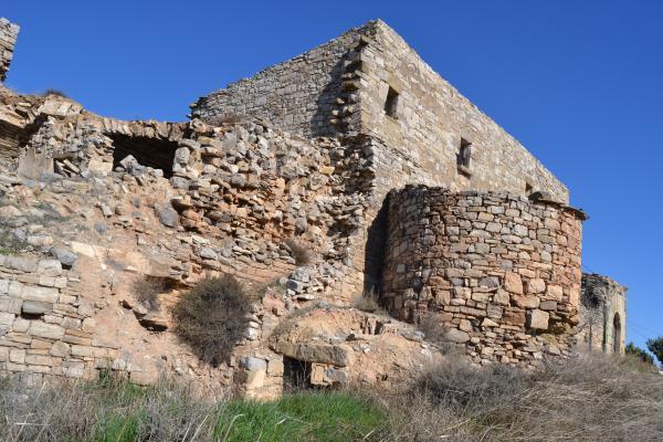 19.02.2015 Castell dels templers  Granyena de Segarra -  Eugeni
