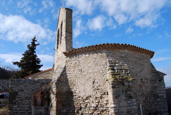 21.02.2015 Sant Pere dels Arquells  Sant Pere dels Arquells -  Ramon Sunyer
