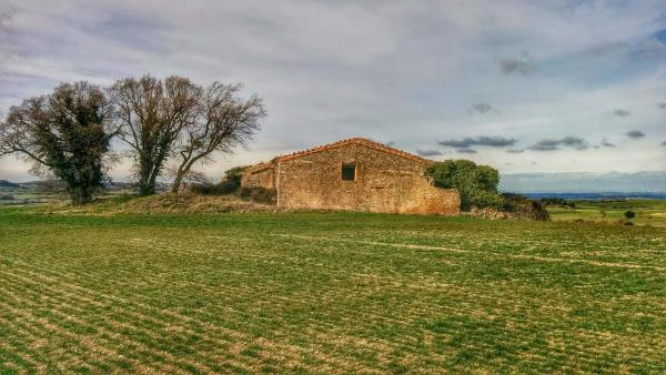 01.03.2015 Mas abandonat  Talavera -  Ramon Sunyer