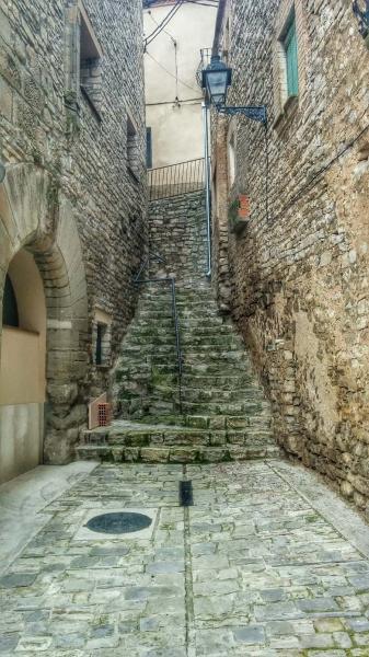 12.02.2015 antic portal de Cal Torreta  Freixenet de Segarra -  Ramon Sunyer