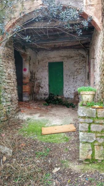 12.02.2015 Detall casa  Freixenet de Segarra -  Ramon Sunyer