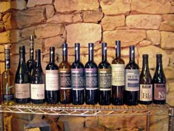 vins i olis de la cooperativa l'Olivera - Vallbona de les Monges