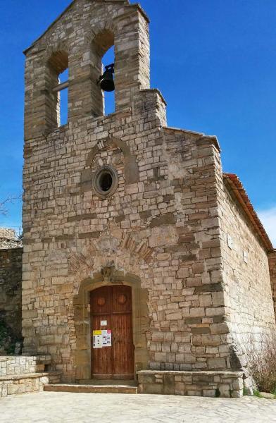 29.03.2015 església de Santa Maria  Malgrat -  Ramon Sunyer
