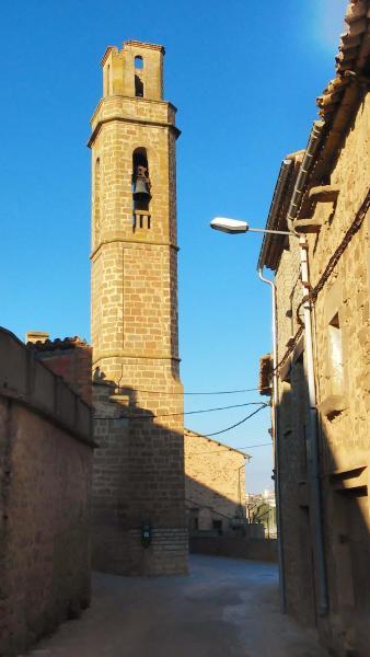 13.09.2014 Església Sant Martí barroc S. XVIII  Sant Martí de la Morana -  Ramon Sunyer
