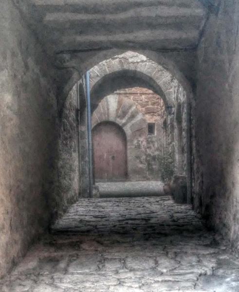 13.09.2014 Ville fortifiée Sant Martí de la Morana  213 - Auteur Ramon Sunyer