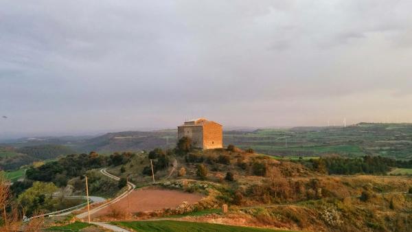 11.04.2015 Mare de Déu del Puig del Ram  Segur -  Ramon Sunyer