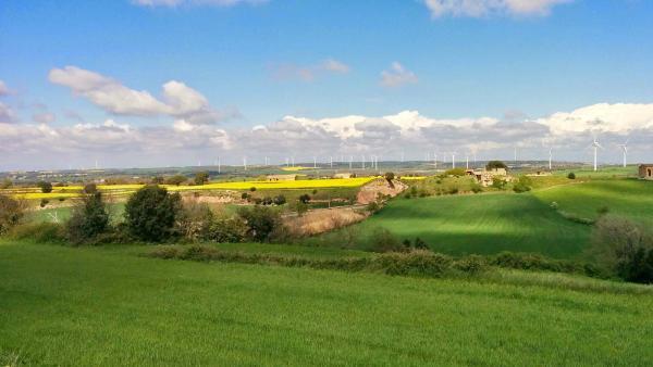 La millora de camins rurals de Sant Guim de Freixenet serà d'interès general