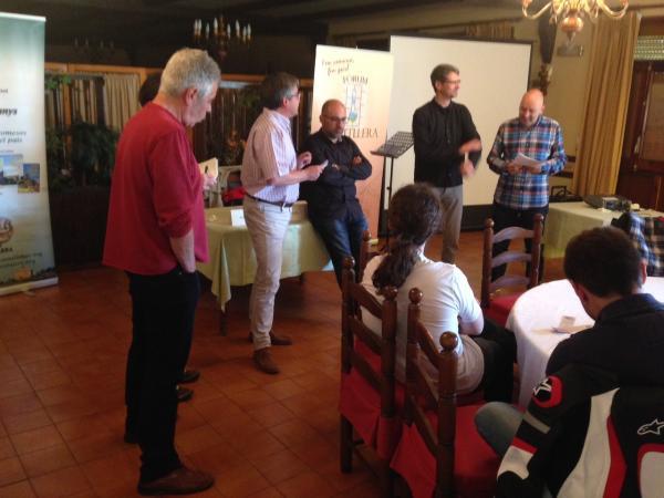 25.04.2015 Presentació conclusions  Torà -  Jordi Oliva