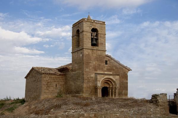 27.04.2015 Pelagall. Esglesia Sant Esteve S.XII  Pelagalls -  Jordi Bonet
