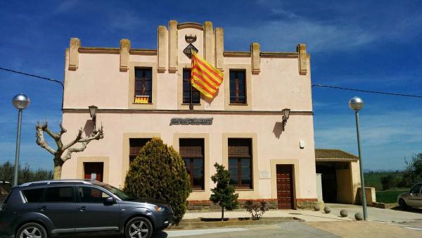 02.04.2015 antic ajuntament  Torrefeta -  Ramon Sunyer